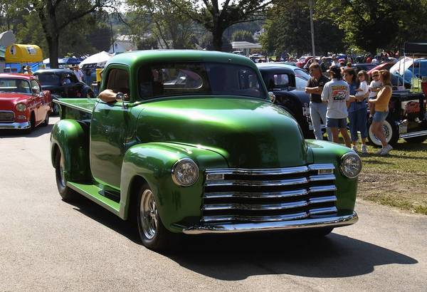 Wheels of Time Street Rod Association and held at Macungie Memorial Park, starting at 7 a.m. Aug. 24-26.