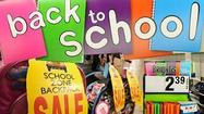 The average family of a K-12 student will spend $688 on back-to-school shopping this year. But that number is higher among online shoppers, according to data from the National Retail Federation.