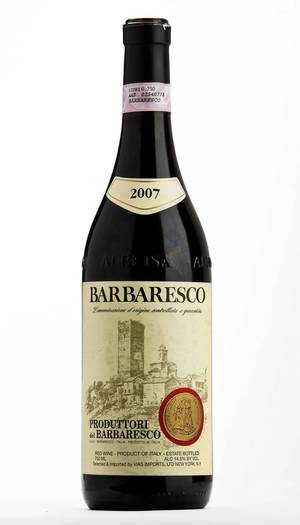 2007 Produttori del Barbaresco Barbaresco: Wine of the Week