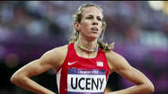 Uceny's Olympic dream ends in heartbreaking fall