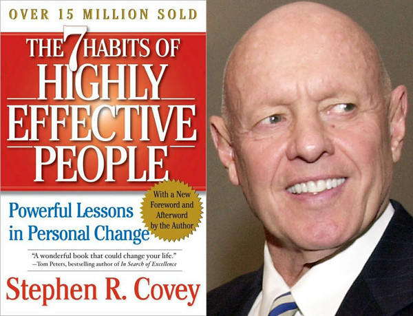 "Stephen R. Covey, author of the bestseller ""7 Habits of Highly Effective People,"" died July 16 at age 79. <a href=""http://www.latimes.com/news/obituaries/la-me-stephen-covey-20120717,0,4689993.story""><span class=""center_label"">Full obituary</span></a>"