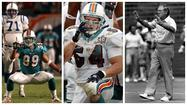 <b>Photos:</b> Miami Dolphins Ring of Honor