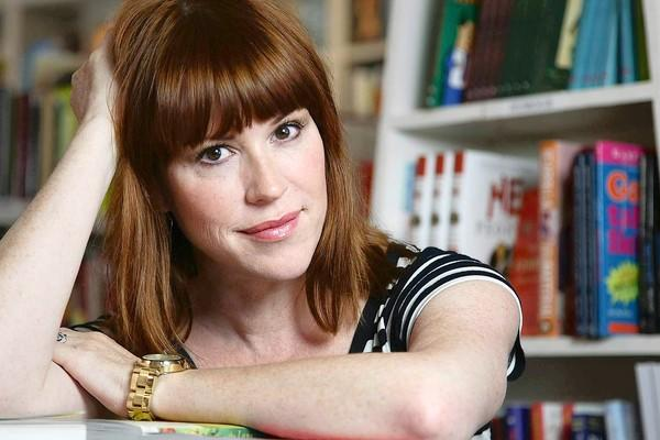 "Molly Ringwald has written a new book, ""When It Happens to You."""