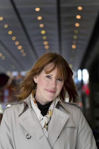 Actress and author Molly Ringwald