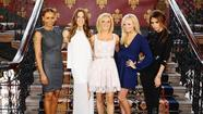 The Spice Girls' look: Plenty of zest