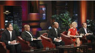 The sharks from 'Shark Tank'