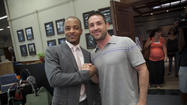 Brian Sher's show-biz world with Kelsey Grammer, Michael Vick and T.I. [Pictures]