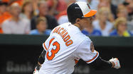 Manny Machado hits homer — then another