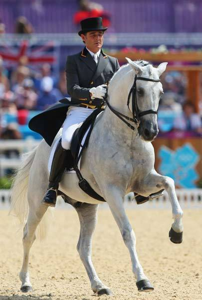 No one since the Renaissance knew what dressage was until Mitt Romney brought that wife of his around to a few interviews. Hope she got a nice fruit basket for letting people know it exists.