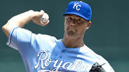 Jeremy Guthrie's return to Baltimore gets a bit overshadowed