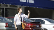 Photo Gallery: Criminal Minds, Matthew Gray Gubler film tv show in Glendale