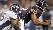 Emotions ran high for Bears against Broncos