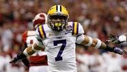 Mathieu booted from LSU football team