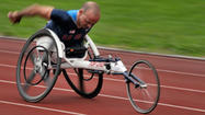 Pictures: Bloomfield's Paul Nitz To Compete In Paralympics In London