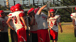 O-Zone Kickoff Week: Aurora ready to bash opponents behind Basham