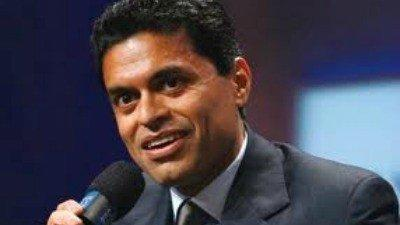 Fareed Zakaria suspended by Time and CNN for plagiarism. It's not the first time he's been accused of stealing another's ideas and words.