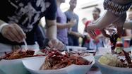 Man About Town: Catching summer by a crawfish tail