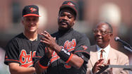 Bronze sculpture will be a fitting reflection of Eddie Murray