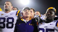 College Football Countdown: No. 2 LSU
