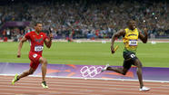 Bolt wins 4x100m relay