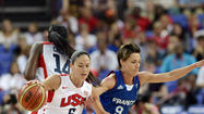 Sue Bird, Celine Dumerc