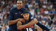 "For Durant, most important part is ""Team"" USA"