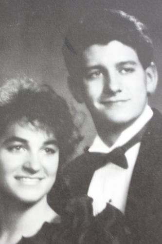 Paul Ryan as seen in his 1988 high school yearbook.