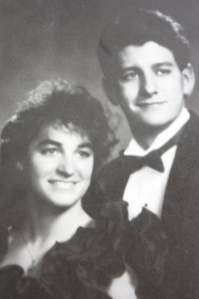 Paul Ryan's past: Paul Ryan as seen in his 1988 high school yearbook.
