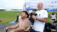 Wounded Warriors get scuba certification