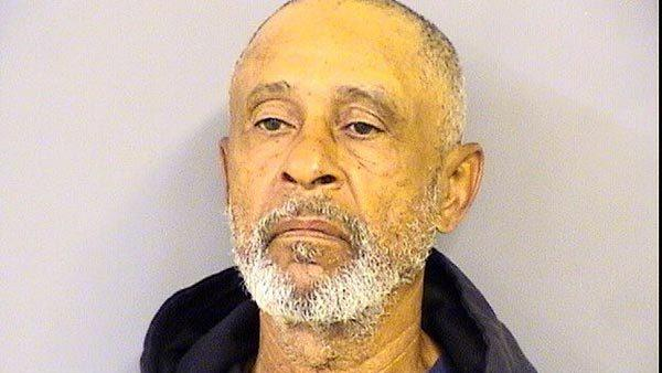 King Griffin, 73, was charged with making a false bomb threat on a Metra train.