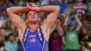 LONDON -- The U.S. won its second wrestling medal of the Olympics when Coleman Scott came back to win a bronze in the 132-pound class on Saturday. Scott was beaten by eventual gold medalist Toghrul Asgarov of Azerbaijan in the semifinals but worked his way back through the repechage round.