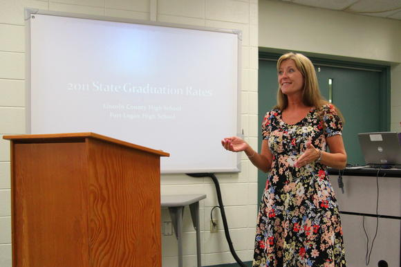 Lincoln Graduation Rate Soars