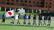 Cal Ripken World Series Opening Ceremonies [Pictures]