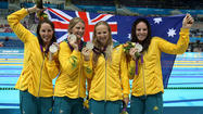 LONDON — The age-old rivalry between Australia and Britain has provided one of the more entertaining subplots at the 2012 London Olympics.