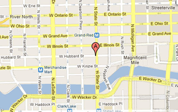 Near North Side 7-Eleven robbed