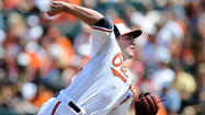 Tommy Hunter solid if unspectacular in Orioles' win over Royals