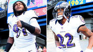 Cornerback <strong>Jimmy Smith</strong> and outside linebacker <strong>Courtney Upshaw</strong> are the Ravens' top picks in the past two drafts, but they have more in common than just that.
