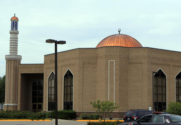 Photo: Morton Grove mosque