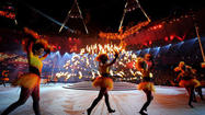 London Olympics close with more music and much praise