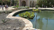 Water-gun fight trashes Balboa Park Lily Pond