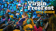 Virgin Mobile FreeFest 2012 guide