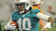 <b>Photos:</b> Miami Dolphins 2012 training camp
