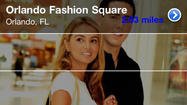 An app recently launched by the company that owns Orlando's Fashion Square Mall makes finding a movie and your favorite store easier for mobile device owners.