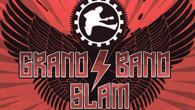 Grand Band Slam 2012 Concert Schedule