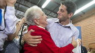 The Obama campaign is wasting no time in pointing out to Pennsylvania seniors that newly-minted GOP vice presidential candidate <strong>Paul Ryan</strong>'s budget proposal would make cuts to Medicare.