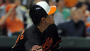 Orioles rookie Manny Machado named AL co-Player of the Week