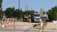 Photos: Maize Road Construction