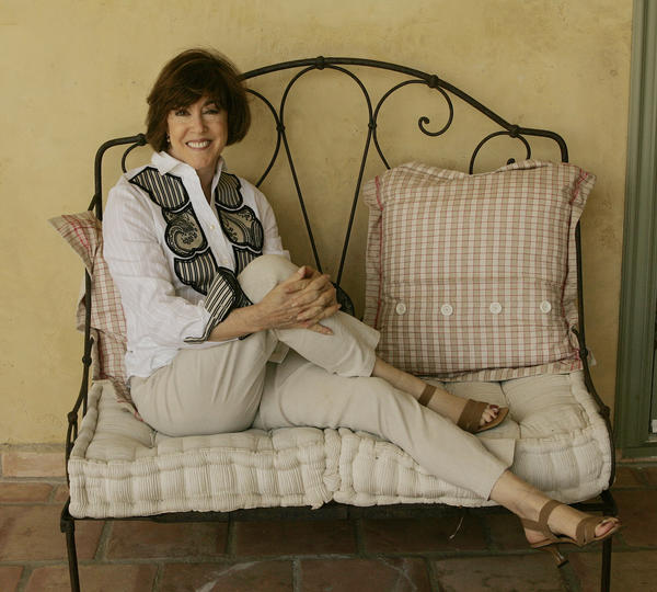 "Nora Ephron, screenwriter and essayist, died of cancer on June 26 at age 71. <a href=""http://www.latimes.com/news/obituaries/la-me-nora-ephron-20120627,0,4888846.story""><span class=""center_label"">Full obituary</span></a>"