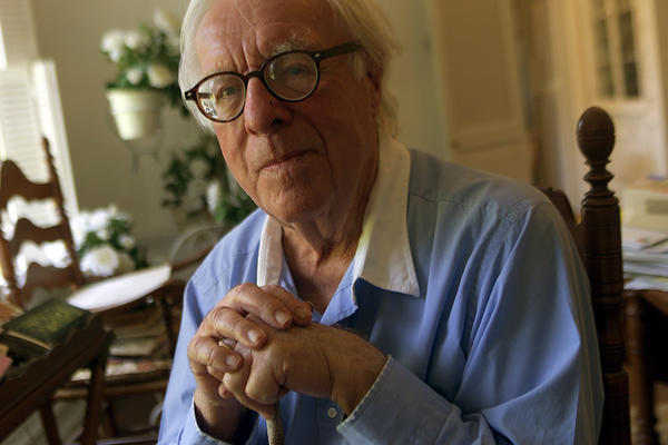 "Ray Bradbury, author of ""Fahrenheit 451"" and other science fiction classics, died June 5 in Los Angeles at age 91. <a href=""http://www.latimes.com/news/obituaries/la-me-ray-bradbury-20120607,0,5622415.story""><span class=""center_label"">Full obituary</span></a>"