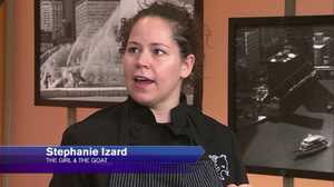 'Top Chef' winner, Girl and the Goat Chef Stephanie Izard